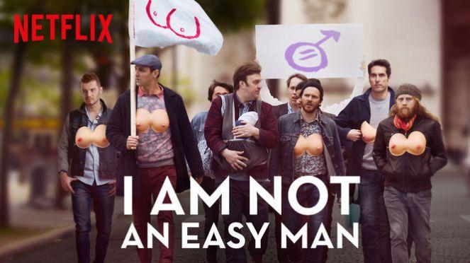 i-am-not an easy men