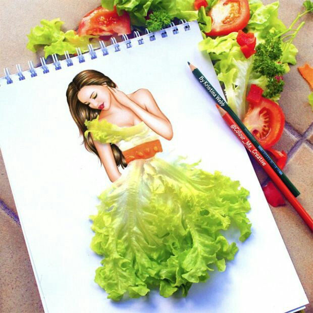 lettucedress