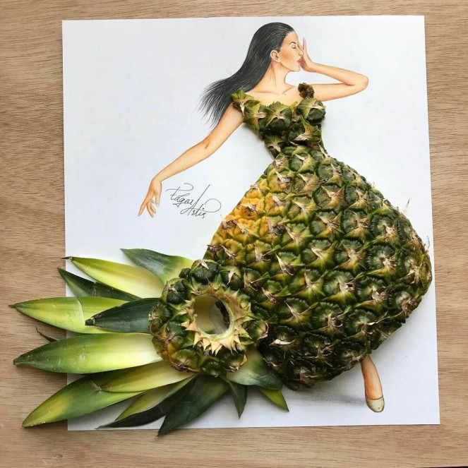 pineappledress
