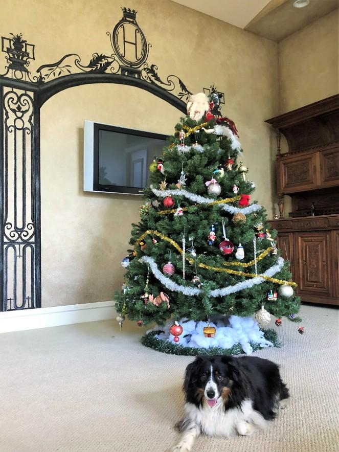 daisychristmas tree