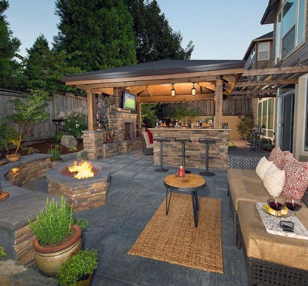 cool-backyard-bar-ideas-with-attached-patio